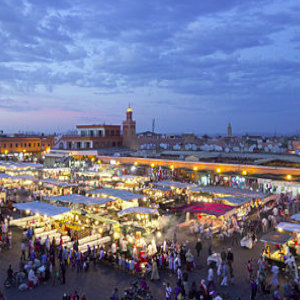 Tourism heavily hit in Morocco's most-visited city