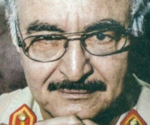 Libya: Warlord Khalifa Haftar wants money from oil revenues as condition to lift blockade of oil fields