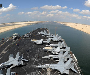Egypt: Suez Canal about to get bigger after stranded ship crippled traffic for nearly a week